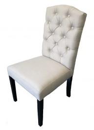 Tapicerowane krzesło do jadalni Ellite