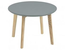 Drewniany stolik do salonu Molina