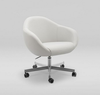 Obrotowy fotel na kółkach Tulo Office