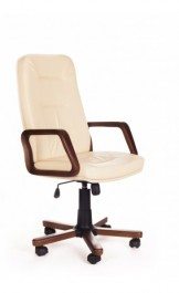 Tapicerowany fotel biurowy Boss LUX