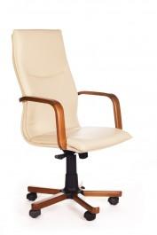 Fotel biurowy z wysokim oparciem Posejdon LUX