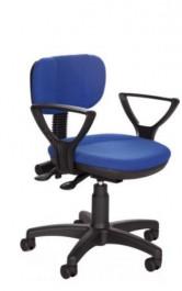Krzesło biurowe tapicerowane Oskar