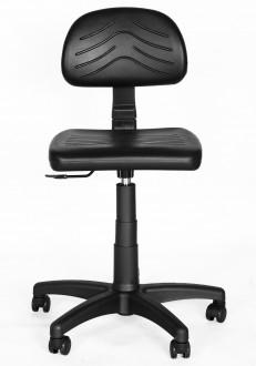 Krzesło laboratoryjne z regulacjami Marcin PU