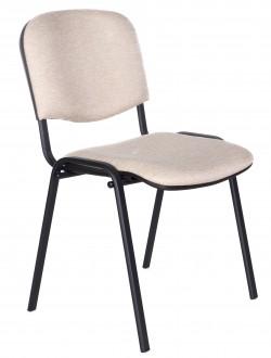 Krzesło konferencyjne tapicerowane ISO