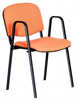 Krzesło konferencyjne z podłokietnikami ISO MPD