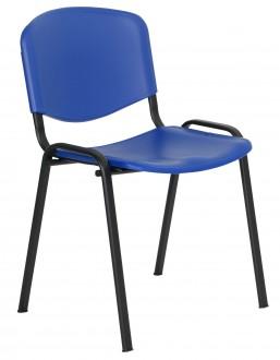 Krzesło konferencyjne z tworzywa ISO Nov