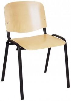 Krzesło konferencyjne sklejkowe ISO D