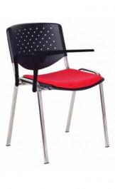 Krzesło konferencyjne ISO Prisma z pulpitem