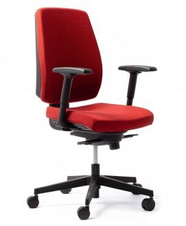 Tapicerowane krzesło biurowe Prop