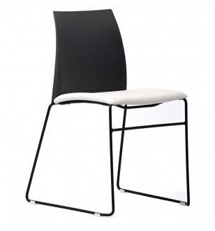 Krzesło konferencyjne na płozach Tango S80