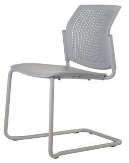 Krzesło konferencyjne z tworzywa 4job PPL S50