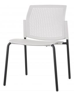 Krzesło konferencyjne z tworzywa 4job PPL S40