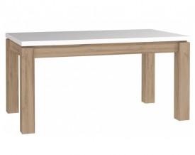 Stół rozkładany C218 Bianko