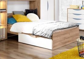 Łóżko młodzieżowe 1121 Nove z wkładem