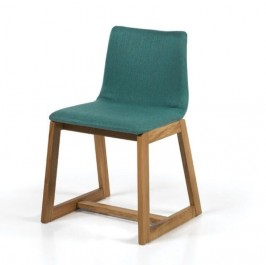 Krzesło drewniane do jadalni Vilvano