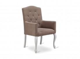 Fotel stylizowany Retro Łuk