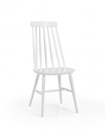 Drewniane krzesło do jadalni Carino W