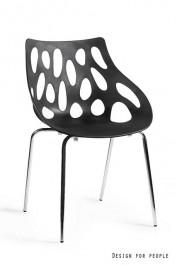Designerskie krzesło z polipropylenu Area
