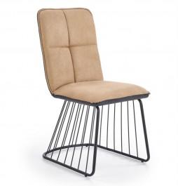 Nowoczesne krzesło tapicerowane K-269