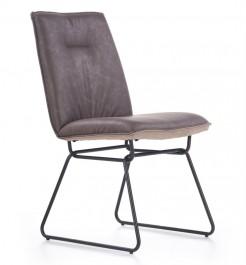 Tapicerowane krzesło bez podłokietników K-270