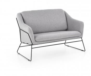 Tapicerowany fotel 2 - osobowy Soft 2 XL