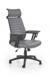 Obrotowy fotel biurowy z ekoskóry Spartan