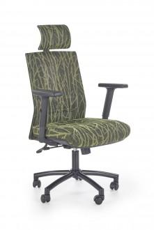 Fotel obrotowy z siatki i tkaniny membranowej Tropic