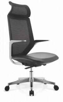 Fotel biurowy z regulacjami i oparciem z siatki Genesis 2 Mesh