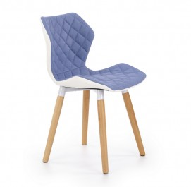 Pikowane krzesło do jadalni K277