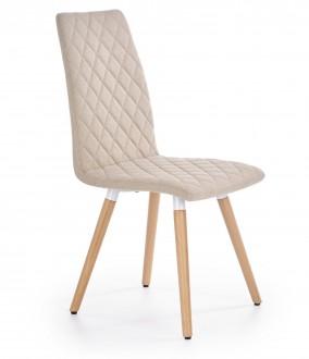 Pikowane krzesło do jadalni K282