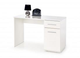 Nowoczesne biurko Lima B-1 biały