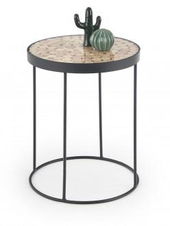Stolik kawowy w stylu industrialnym Naturo 2