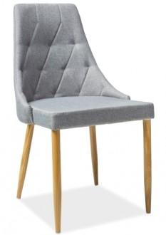 Tapicerowane krzesło do jadalni Trix 2