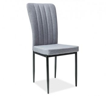 Krzesło do jadalni na metalowym stelażu H733