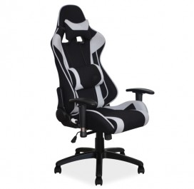Fotel obrotowy z regulowanymi podłokietnikami Viper