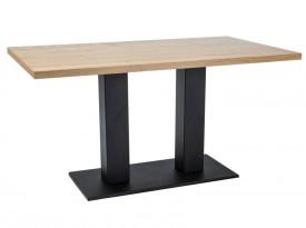Stół z fornirowanym blatem Sauron 150/90