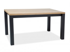 Stół do jadalni na metalowych nogach Imperial 180/90