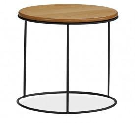 Stolik kawowy w stylu industrialnym Ones II