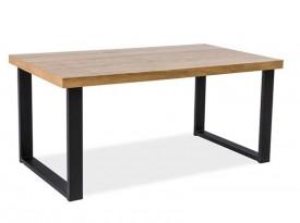 Stół do jadalni Umberto 180/90 w stylu industrialnym