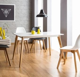 Stół do jadalni w stylu skandynawskim Declan I