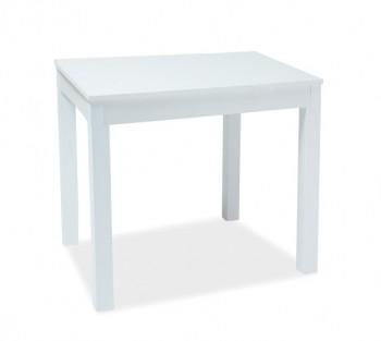 Kwadratowy stół do jadalni Eldo biały