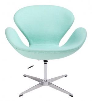 Designerski fotel obrotowy SWAN UP