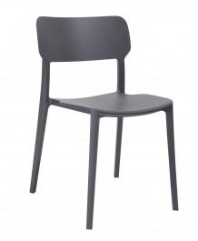 Nowoczesne krzesło z polipropylenu Agat