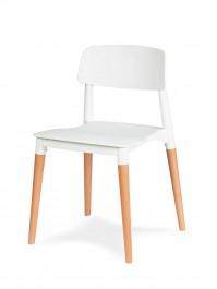 Krzesło z polipropylenu Ecco