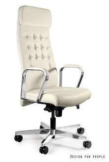 Skórzany fotel biurowy Ares HL