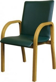 Krzesło hotelowe Hubert