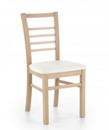 Drewniane krzesło do jadalni Adrian dąb miodowy
