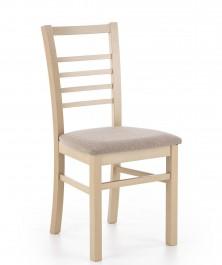 Drewniane krzesło do jadalni Adrian dąb sonoma