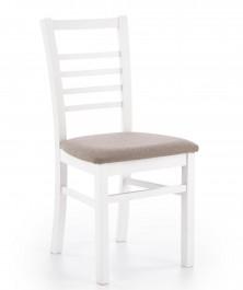 Drewniane krzesło do jadalni Adrian biały