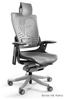 Fotel ergonomiczny Wau 2 Czarny Elastomer
